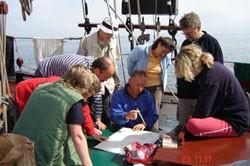 Segelreise in die Dänische Südsee
