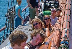 10 Tage segeln: die Friesischen -