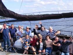 Wir segeln in den Mai