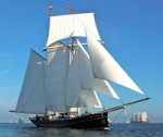 Tall Ships Regatta: Frankreich - Holland