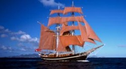 Nord-Atlantik, Ärmelkanal: von den Azoren nach Cherbourg (18/12)