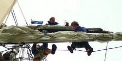 Von den Kanaren nach Amsterdam segeln