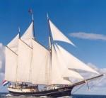 Von einer Watteninsel zur Nächsten segeln (NL)