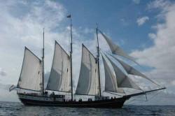 Von einer Wattenmeerinsel zur Nächsten segeln (NL)