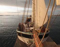 Zurück in die Niederlande  segeln