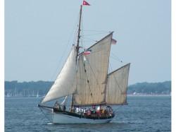 Dänische Südsee im August