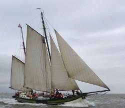 Wochenende im holländischen Wattenmeer